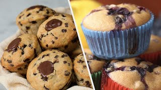 5 Delicate & Warm Muffin Recipes  Tasty