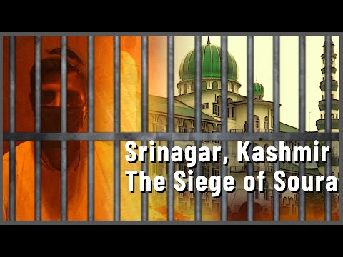 Srinagar, Kashmir: The Protests and Siege of Soura