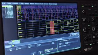 Parallel Pattern Search - High Definition Oscilloscope