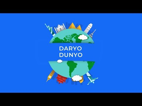 Daryo Dunyo: O'ZBEKISTONDAGI JINLAR MAKONI!