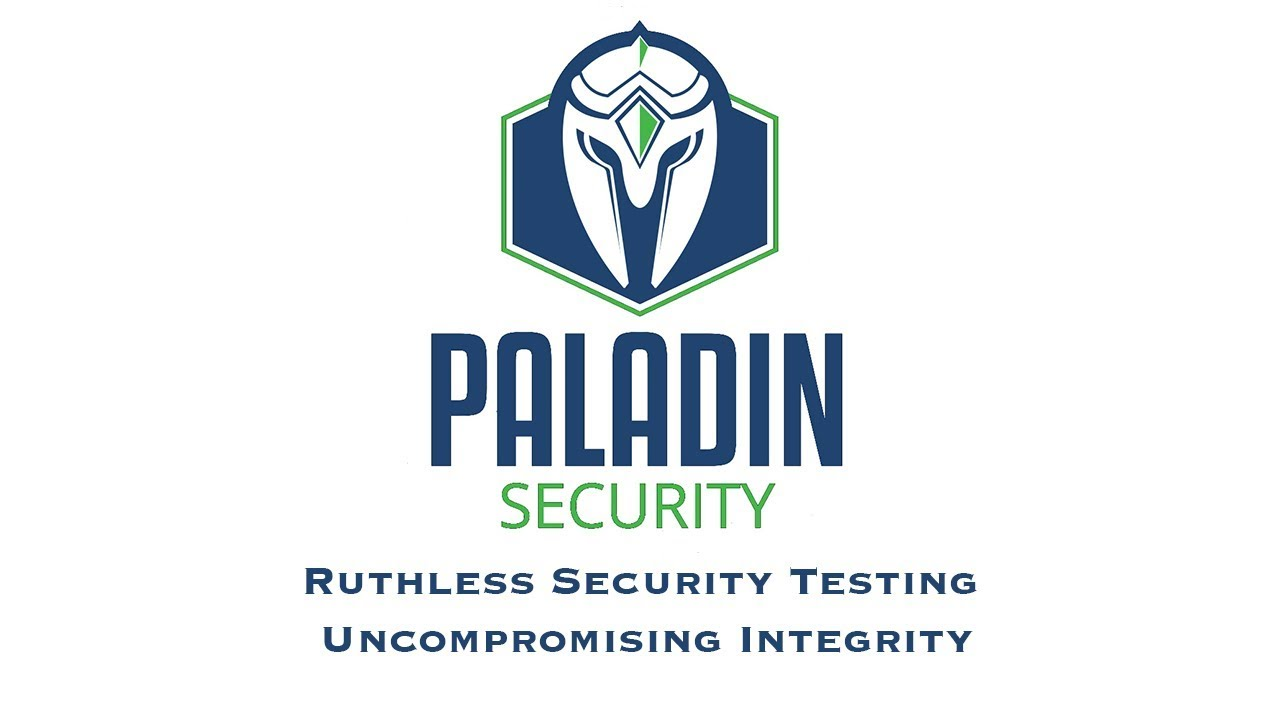 Paladin Security Live Stream