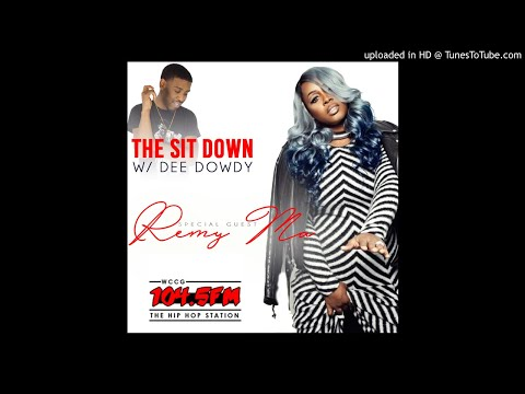 The Sit Down W/ Dee Dowdy (Remy Ma Exclusive Interview)