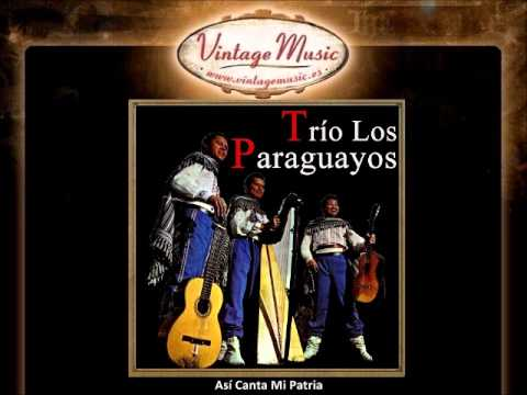 09Trio Los ParaguayosAsí Canta Mi Patria VintageMusic es