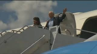 VP Mike Pence visited the TN Valley Saturday