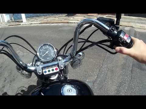 Top Yamaha Virago 250cc teste e avaliação no canal Full Speed Brasil