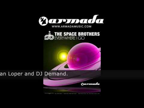 The Space Brothers - Everywhere I Go (Original Mix Edit)