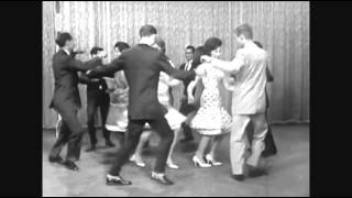 Dance Demonstration of The Twist (1961)
