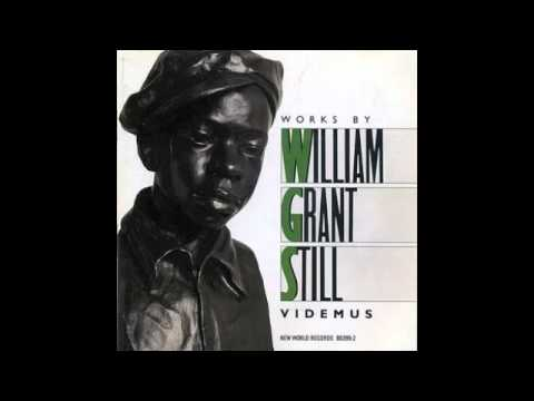 William Grant Still • Out of the Silence