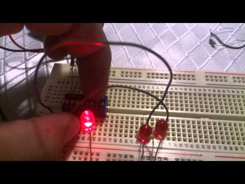 LEDs DipSwitch