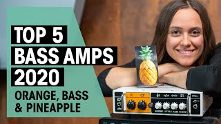Best Bass Amps of 2020  Top 5  Thomann