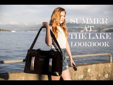Summer at Lake Zurich Lookbook