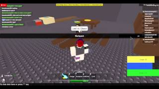 Come fare un tinaio su Survival 303 ROblox