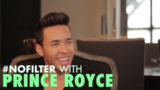 Prince Royce Teaches Us Spanish Pick-Up Lines & Hanging with Ariana Grande, J-Lo, Taylor Swift