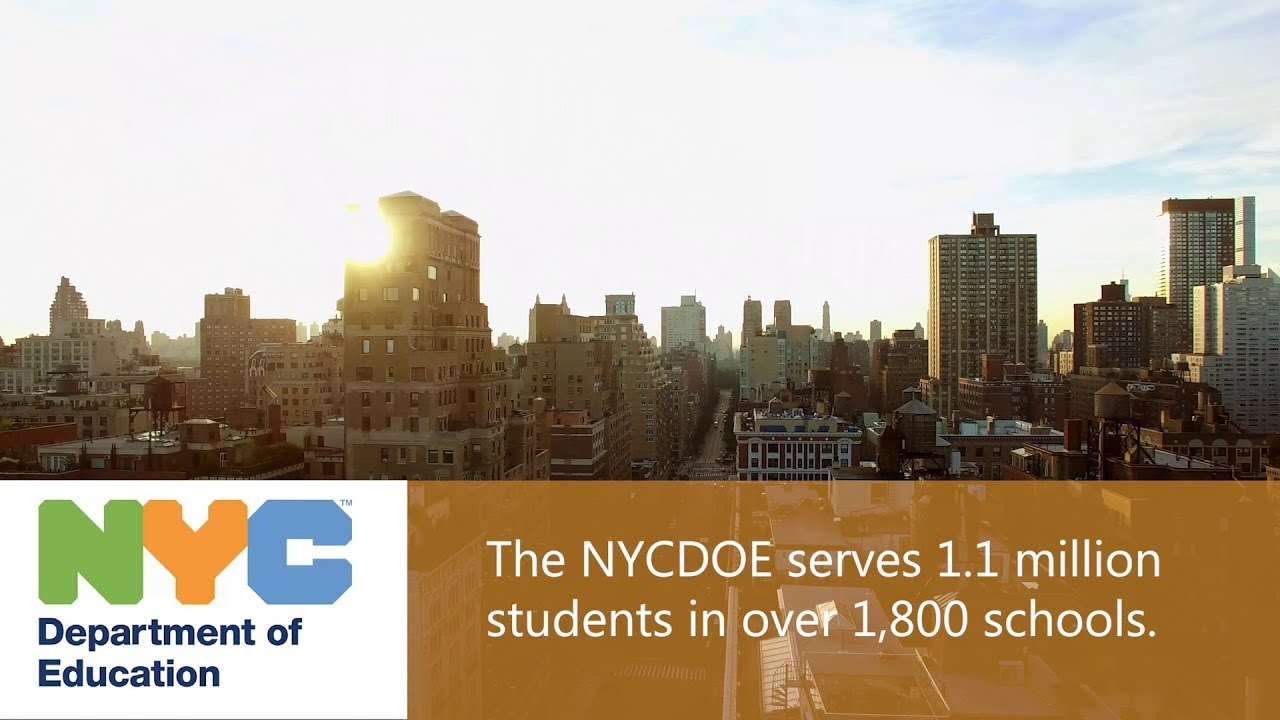 TAO K12 Case Study: New York City Department Of Education