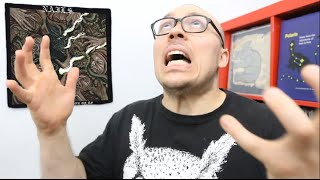 Nails - You Will Never Be One of Us ALBUM REVIEW