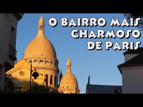 MONTMARTRE E O CINEMA: O BAIRRO MAIS CHARMOSO DE PARIS | FRANÇA | Viaje Por Conta | Ep. 6