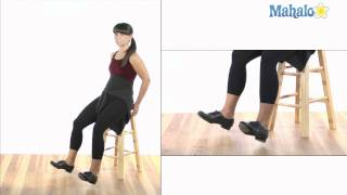 How to Do Pull Backs in Tap Dance
