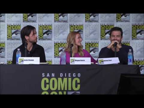 Best moments of Antony Starr. American Gothic‬ panel. San Diego ComicCon 2016