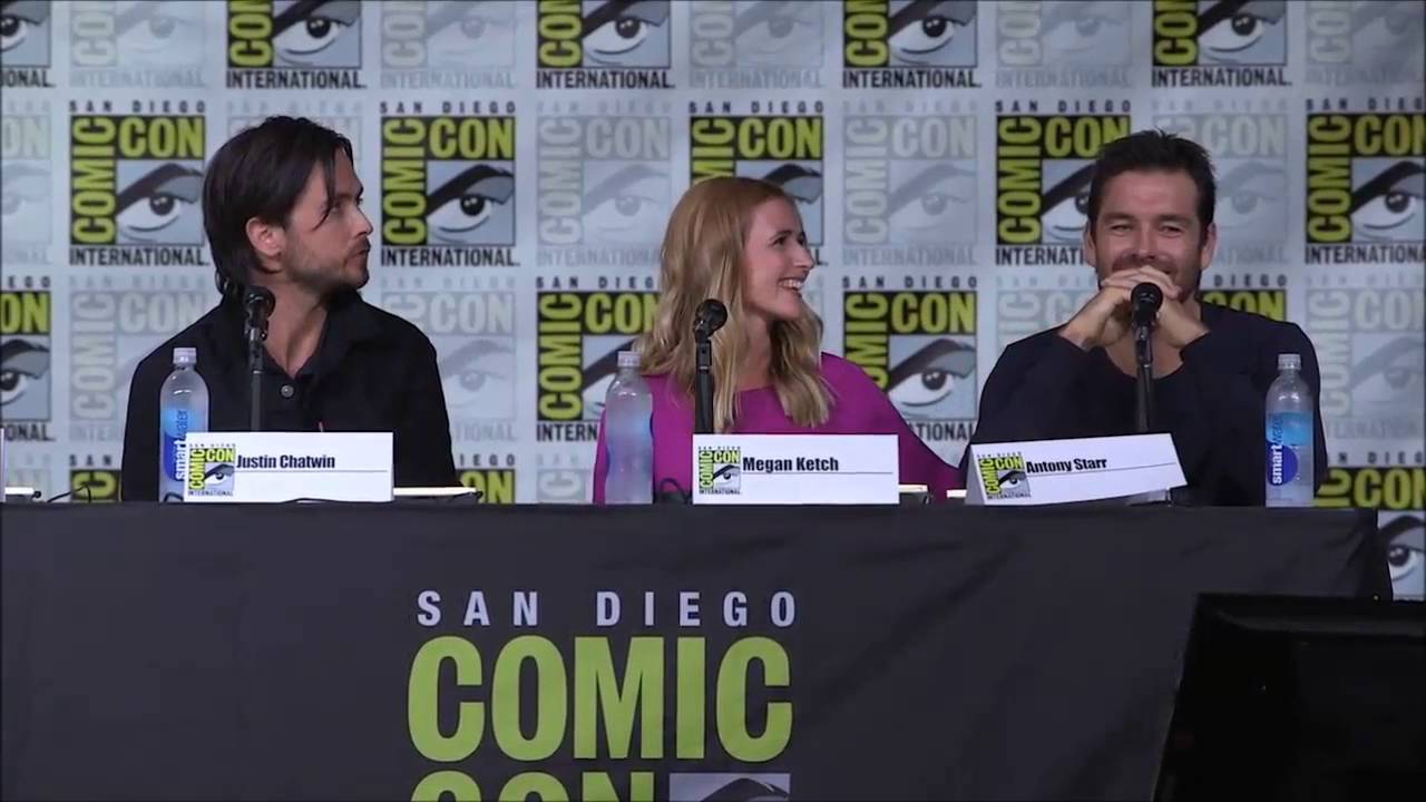 American Gothic Panel San Diego Comic Con 2016