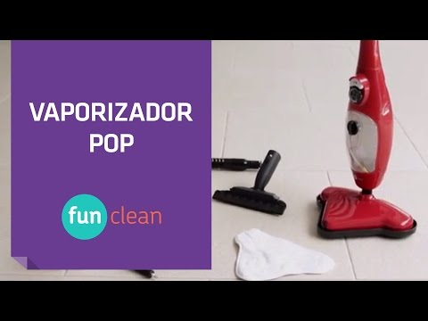 Vaporizador POP 5 em 1 Fun Clean | Shoptime
