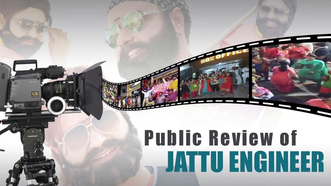 Public Review Of 'JATTU ENGINEER' : Saint Dr. MSG Insan
