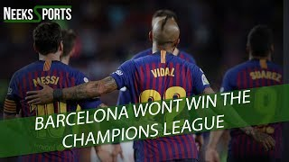 Barca and Real can't win the Champions League! | Neeks Sports Podcast | Episode 3