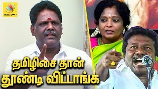 Theni Karnan blast against Tamilisai & TTV | Interview