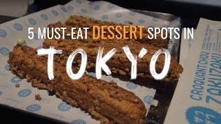 Gambar cover TOP 5 Dessert Spots in Tokyo, Japan You Have To Check Out (Watch This Before You Go)