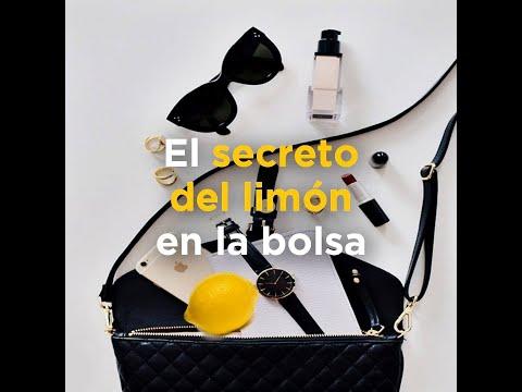 El secreto del limón en la bolsa
