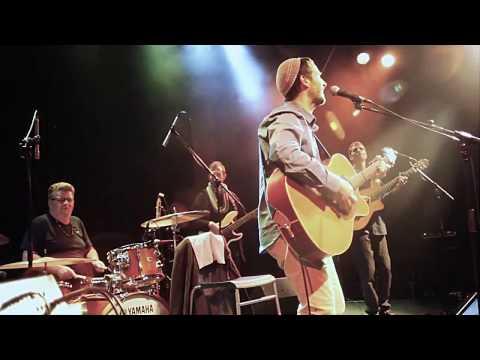 להקת עלמא - אמרי נא  live בזאפה ירושלים