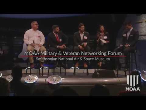 MOAA Military & Veteran Networking Forum