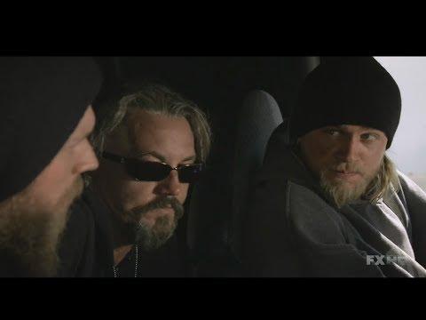 Sons of anarchy- Aj Weston's death
