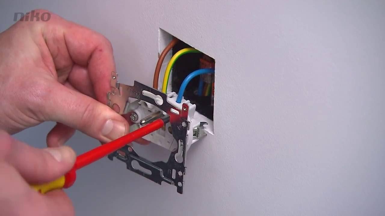 Aarding Badkamer Nen1010 : Hoe installeer ik een niko stopcontact met aarding?