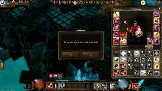 Drakensang Online: 1st Dwarf vs Sargon