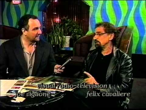 Felix Cavaliere talks to Joe Viglione on the Demo That Got The Deal for The Rascals