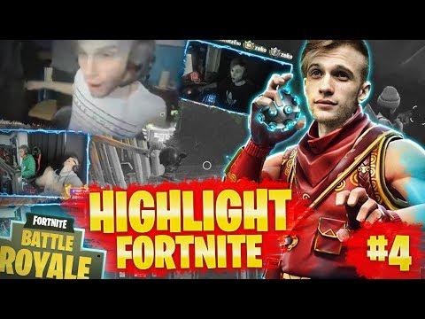 Highlights del Stream! #4 - FORTNITE