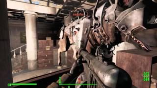 Fallout 4 Легендарный Гуль 200-ого уровня