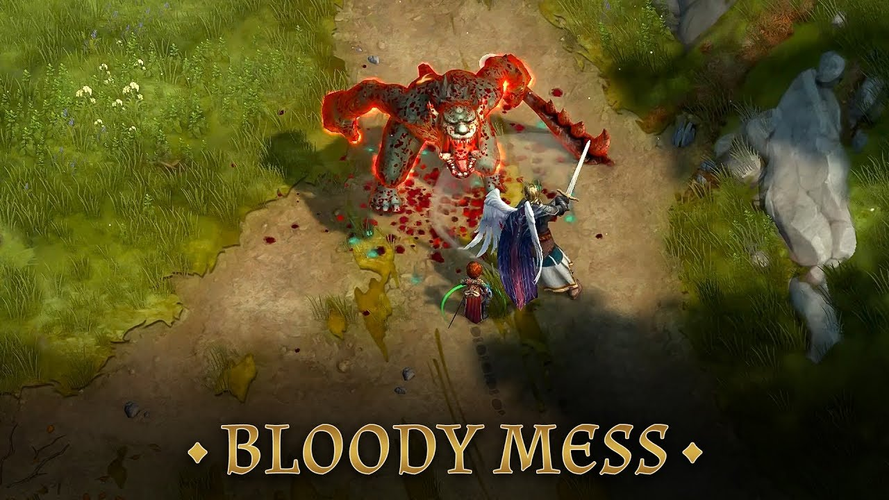 Pathfinder: Kingmaker - Bloody Mess DLC Trailer