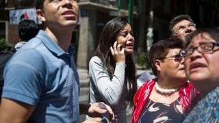 Temblor Sismo México Viernes Santo Noticiero en VIVO 18 abril 2014 Lalo Salazar 8 mayo