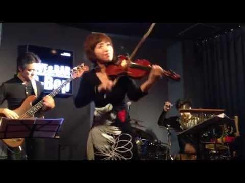 ★平松加奈 jazz live ③ NHK サッカーのテーマ曲★