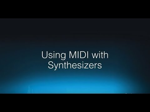 Wwise 201-10   Using MIDI with Synthesizers