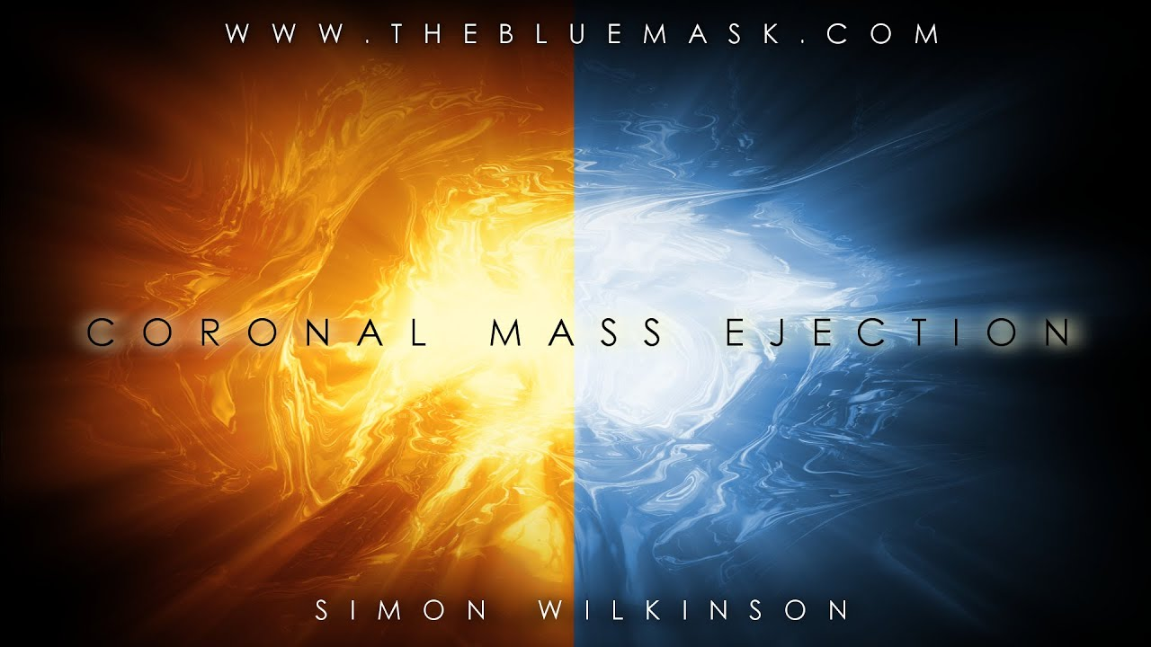 Coronal Mass Ejection Wallpaper