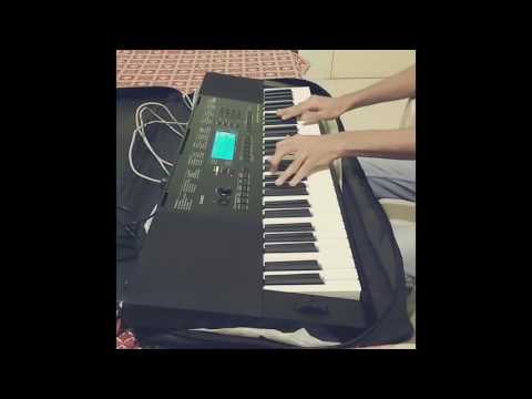 Kiss me close your eyes (piano cover)