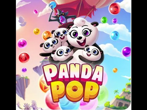 panda pop level 76 bobble shooter free game for ios iphone ipad android and pc youtube. Black Bedroom Furniture Sets. Home Design Ideas