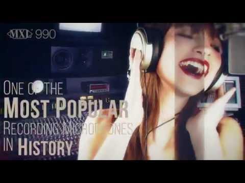 MXL990 Condenser Microphone