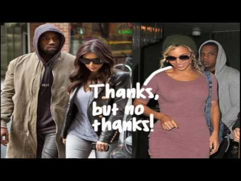 Beyonce and Jay Z cut ties with Kim and Kanye West #beyonce Mp3