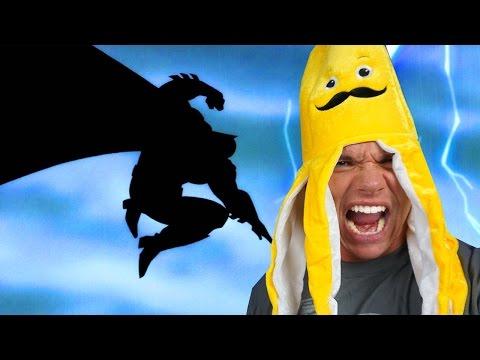 The Dark Knight Returns and Stuff!