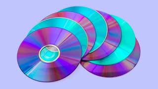 MANUALIDADES CON CDs 😱/Manualidades con Reciclaje ♻️