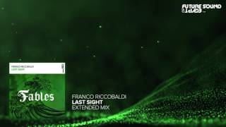 Franco Riccobaldi Last Sight Extended Mix