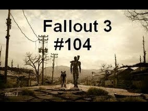 Fallout 3 Walkthrough w Commentary Part 104  Agathas Song